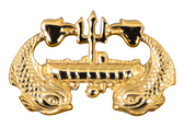 Deep Submergence Insignia - Officer