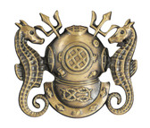 Officer's Navy Diver Breast Insignia