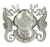 Diving Medical Technician Breast Insignia - Enlisted