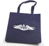 Submarine Dolphins Insignia Shopping Bag