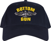 Bottom Gun Ball Cap