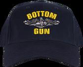 Bottom Gun Ball Cap