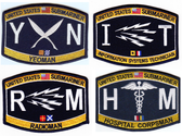 Submarine Ratings Patches