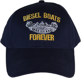 DBF Diesel Boats Forever Ball Cap