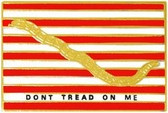 First Navy Jack Lapel Pin