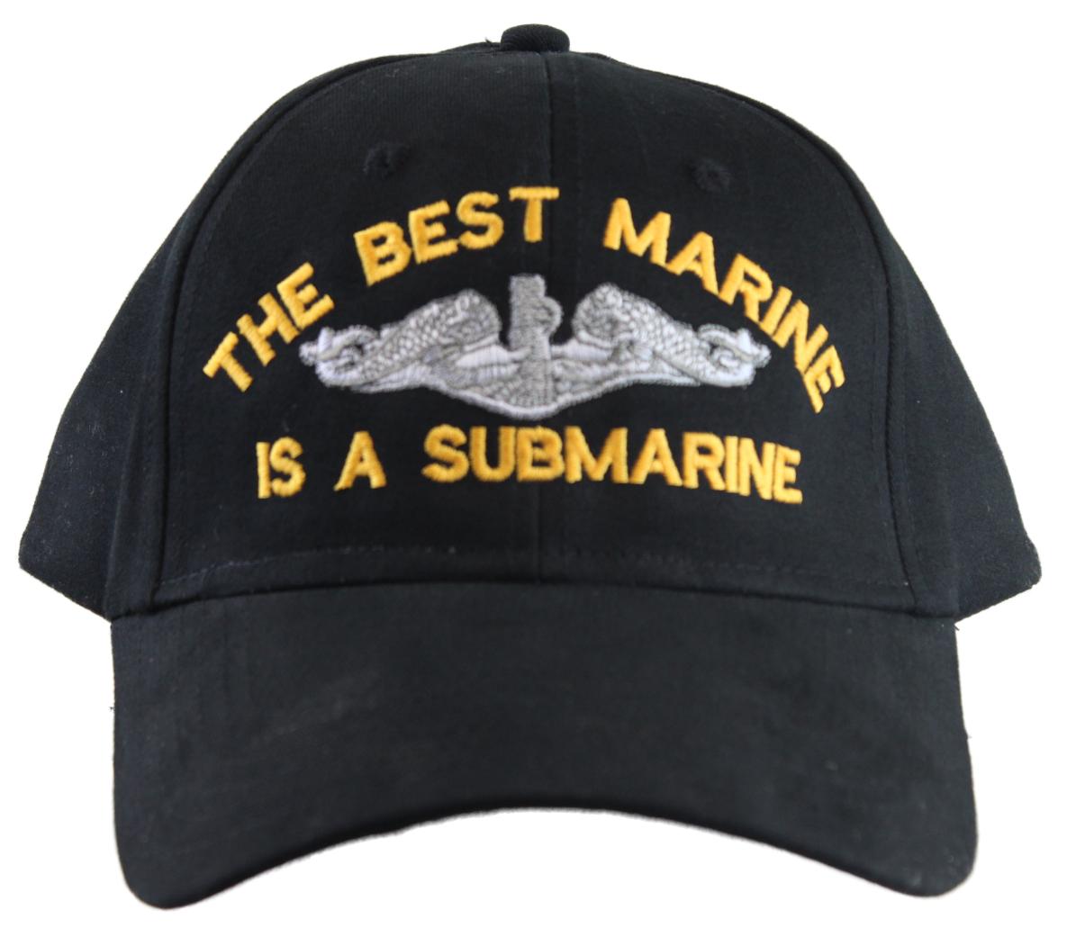 ... Submarine Ball Cap. Image 1. Loading zoom fe62648b345