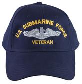 US Submarine Force Veteran Ball Cap