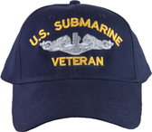 US Submarine Veteran Ball Cap