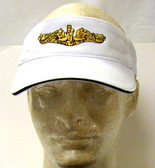 Submarine Visor with Dolphins