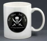 Deep, Silent, Fast, Deadly Submarine Coffee Mugs