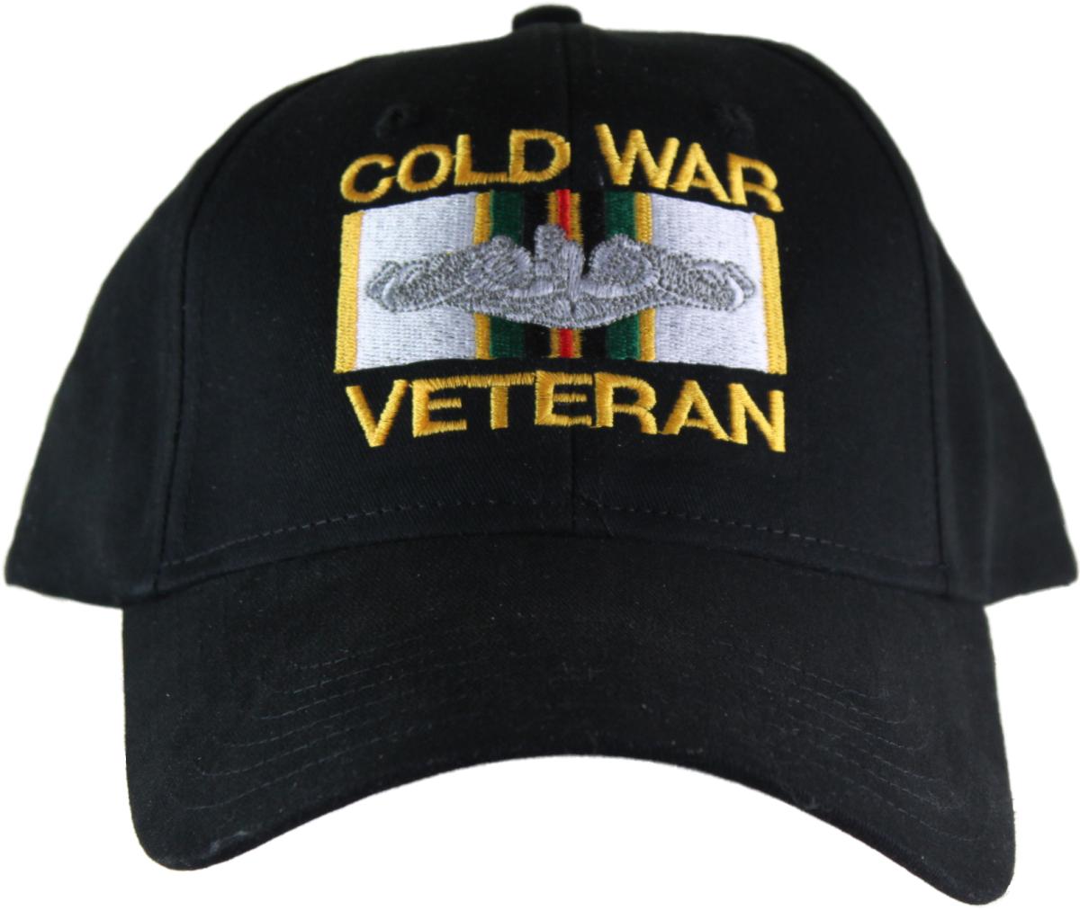 Cold War Veteran Cap - Submarine Ship's Store