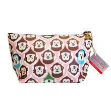 Monkey Justice Pouch