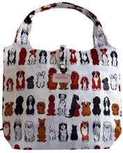 Paws Justice Bag White