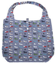 Cool Cats Justice Bag Grey