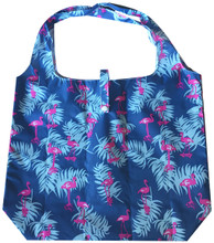 Flamingo Justice Bag Blue