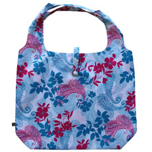 Paisley Justice Bag Blue