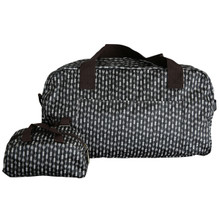 Arrow Travel Bag Black
