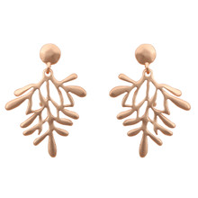 Branch Earrings Rose