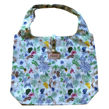 Botanical Justice Bag Blue