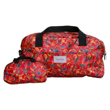 Camilla Travel Bag Red