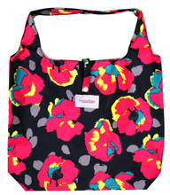 Poppies Justice Bag Black