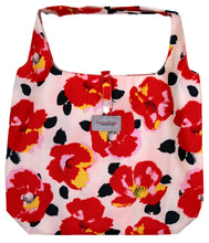 Poppies Justice Bag White