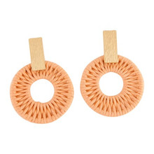 Mini Earrings Coral