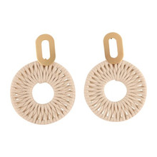 Sherbet Earrings Cream