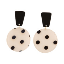 Fun Earrings Black