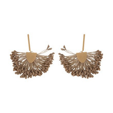 Noa Earrings Smoke