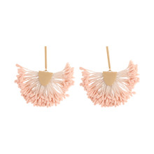 Noa Earrings Pink