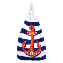 Anchor Justice Towel