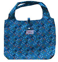 Paw Print Justice Bag Blue