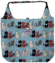 Whiskers Justice Bag Blue