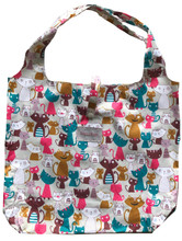 Cats Justice Bag Grey