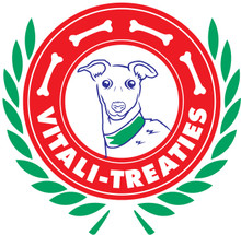 Vitali- Treaties® - Treatment for Renewed Vitality in Your Dog - Logo