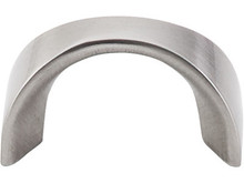 "1 /4"" Pull - Brushed Satin Nickel TKM552"