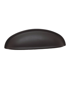 "3"" Cup Pull - Oil Rubbed Bronze BE9890-110-P (BE9890-110-P)"