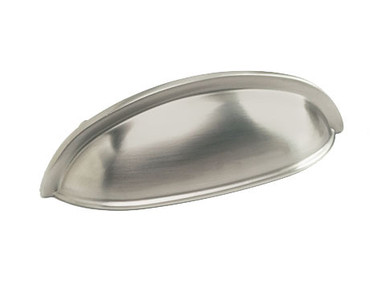 "3"" - Satin Nickel Cup Pull SH731-15 (SH731-15)"