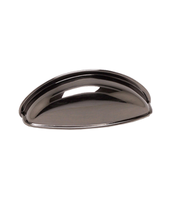 64mm Cup Pull Black Nickel BE9712-1BBN-P (BE9712-1BBN-P)