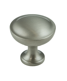 Knob 1-3/16 Brushed Nickel BE9228-1BPN-P (BE9228-1BPN-P)