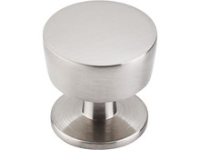 "Knob 1 3/16"" Brushed Satin Nickel TKM1122 (TKM1122)"