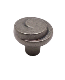 Knob 30mm Rustic Nickel BE7127-1RN-C (BE7127-1RN-C)