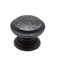 Knob 35mm Rustic Iron BE2978-1RI-C (BE2978-1RI-C)