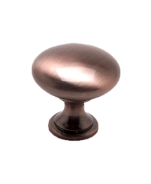 Knob - Brushed Antique Copper BE9722-1BAC-P (BE9722-1BAC-P)