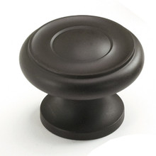 Knob - Oil Rubbed Bronze SH703-10B (SH703-10B)