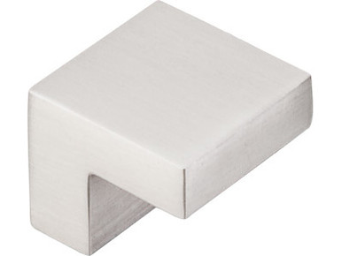 Knob Square - Brushed Satin Nickel TKM1164 (TKM1164)
