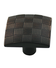 Knob - Square Verona Bronze BE7142-10VB-P (BE7142-10VB-P)