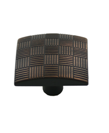 Knob - Square Verona Bronze BE7146-10VB-P (BE7146-10VB-P)