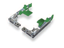 Grass Dynapro Narrow Front Fixing Brackets (GRD-FFBN-L, GRD-FFBN-R)